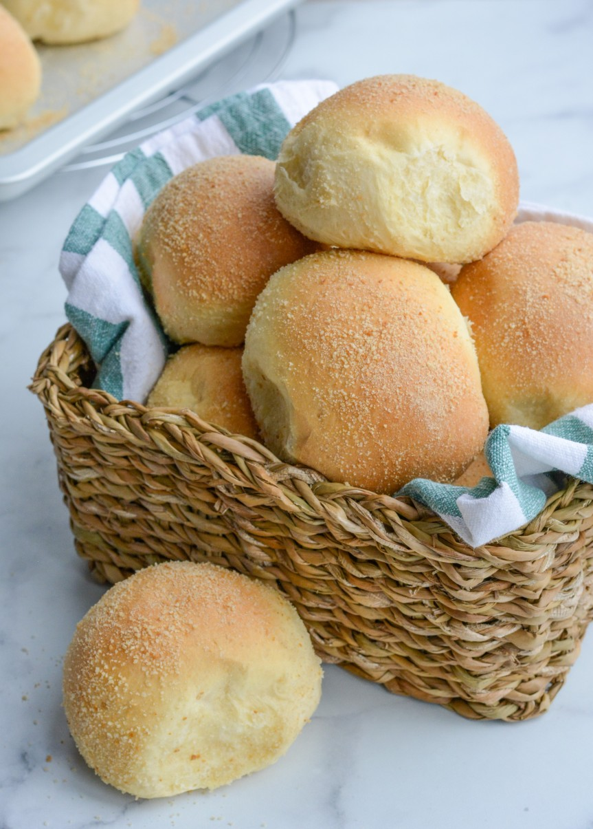 Pan de Sal Recipe