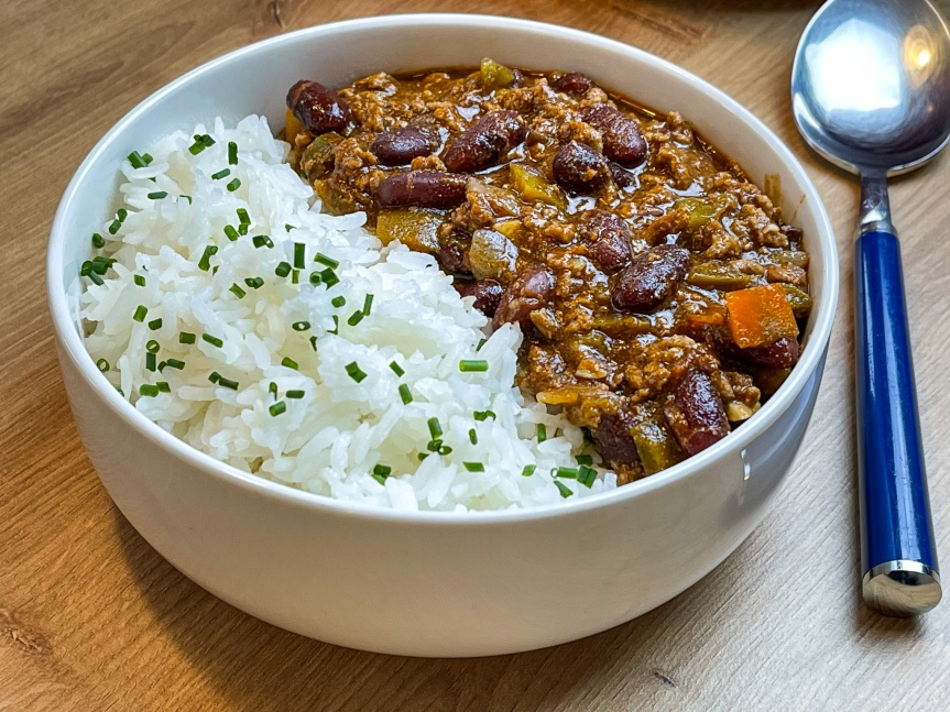 The Introvert Kitchen's Chili con Carne
